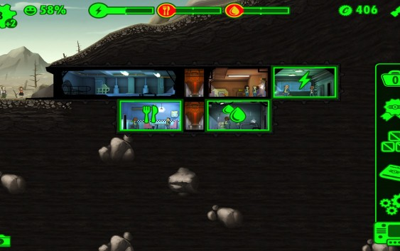 Fallout Shelter : Quests