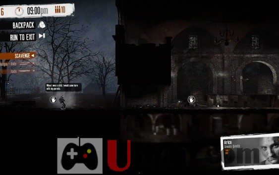 This War of Mine : St. Mary's Church