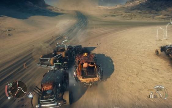 Mad Max : ค่า Threat