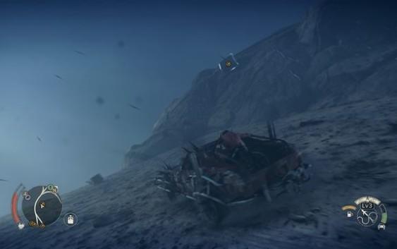 Mad Max : ระบบ Storm