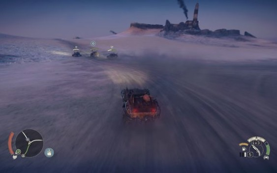 Mad Max : Playing with Fire