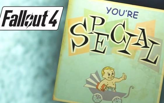 Fallout 4 : สเตตัสตัวละคร ค่าพลัง SPECIAL