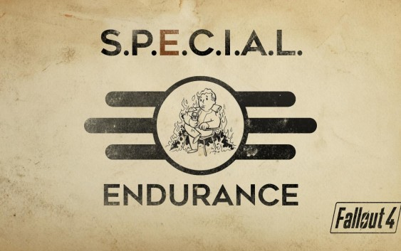 Fallout 4 : ค่า Perks – Endurance
