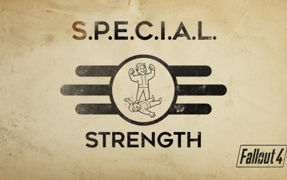 Fallout 4 : ค่า Perks – Strength