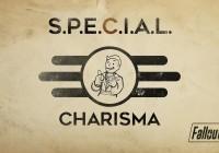 Fallout 4 : ค่า Perks – Charisma