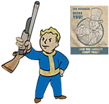 Basher - Get up close and personal - Strength - Perks - Fallout 4 - Game Guide and Walkthrough