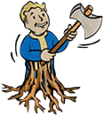Rooted - Youre part tree - Strength - Perks - Fallout 4 - Game Guide and Walkthrough