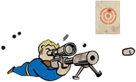 Sniper - Its all about focus - Perception - Perks - Fallout 4 - Game Guide and Walkthrough