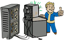 Hacker - Knowledge of cutting-edge computer encryption allows you to hack Advanced terminals - Intelligence - Perks - Fallout 4 - Game Guide and Walkthrough