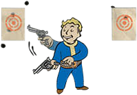 Quick Hands - In combat, theres no time to hesitate - Agility - Perks - Fallout 4 - Game Guide and Walkthrough