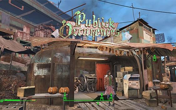 Fallout 4 : บทสรุปเมือง Diamond City – Story of the Century