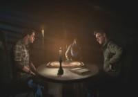 เนื้อเรื่อง Until Dawn : Episode 3 Haunted