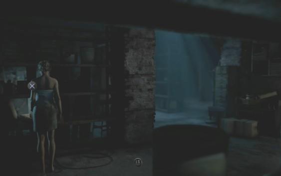 เนื้อเรื่อง Until Dawn : Episode 7 Violence