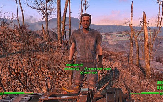 Fallout 4 : เควสย่อย Minutemen – The First Step