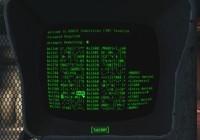 Fallout 4 : เทคนิค การแฮคคอม