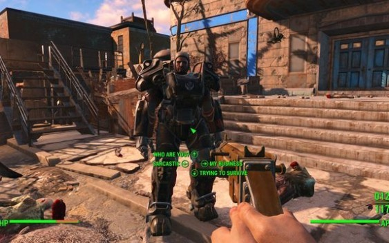Fallout 4 : เนื้อเรื่อง Brotherhood of Steel ตอนที่ 1 – Fire Support