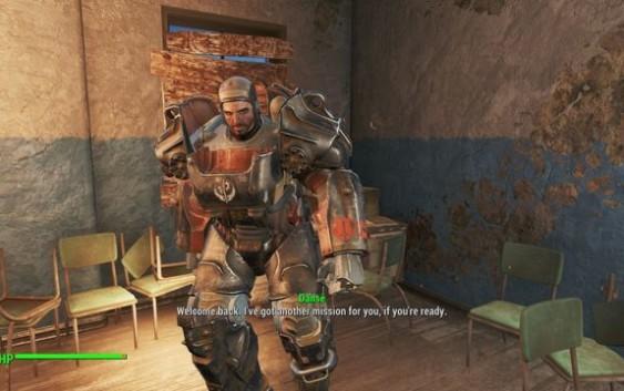 Fallout 4 : เนื้อเรื่อง Brotherhood of Steel ตอนที่ 3 – Semper Invicta