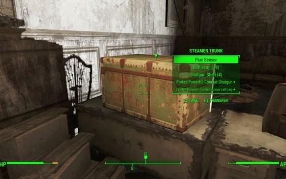 Fallout 4 : เควสย่อย Brotherhood of Steel – Quartermastery