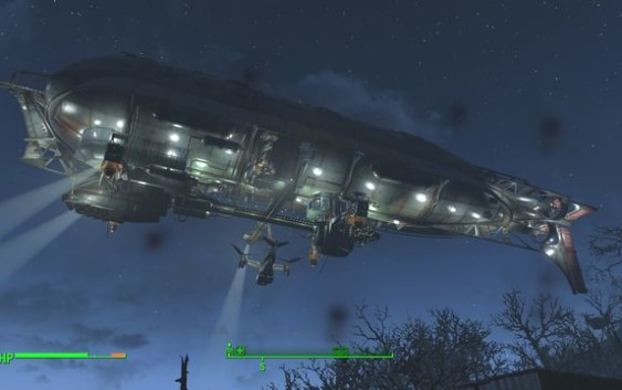 Fallout 4 : เนื้อเรื่อง Brotherhood of Steel ตอนที่ 0 – Reveille