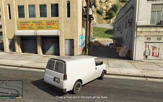 บทสรุป GTA V ตอนที่4 : Chop