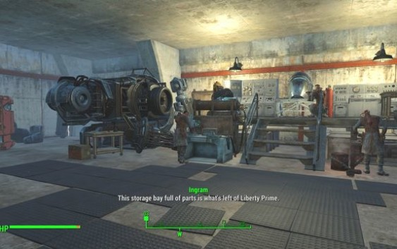Fallout 4 : เนื้อเรื่อง Brotherhood of Steel ตอนที่ 8 – Liberty Reprimed