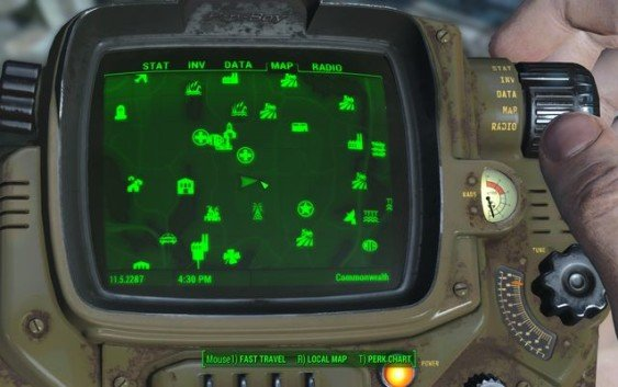 Fallout 4 : เควสย่อย Brotherhood of Steel – The Lost Patrol