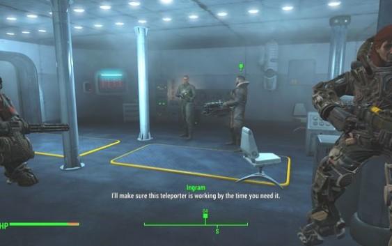 Fallout 4 : เนื้อเรื่อง Brotherhood of Steel ตอนที่ 13 – The Nuclear Option (the Brotherhood of Steel ending)