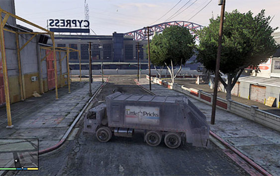บทสรุป GTA V ตอนที่41 : Blitz Play Part2