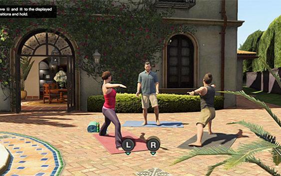 บทสรุป GTA V ตอนที่26 : Did Somebody Say Yoga?