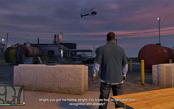 บทสรุป GTA V ตอนที่43 : Eye in the Sky