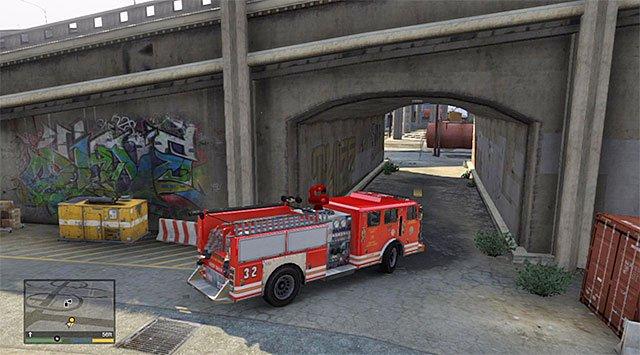 Fire Truck02