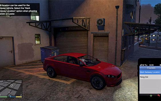 บทสรุป GTA V ตอนที่66 : Getaway Vehicle (Bureau Raid)