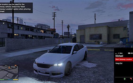 บทสรุป GTA V ตอนที่36 : Getaway Vehicle