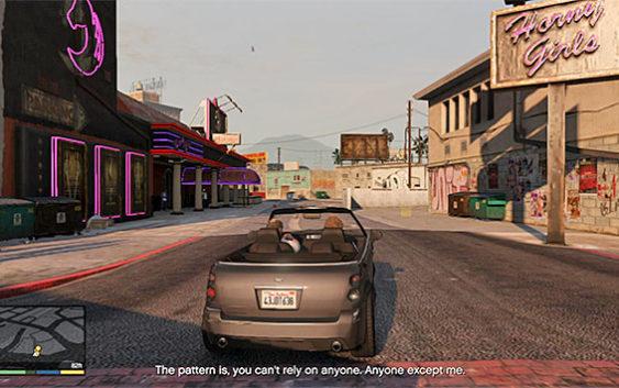 บทสรุป GTA V ตอนที่57 : Hang Ten