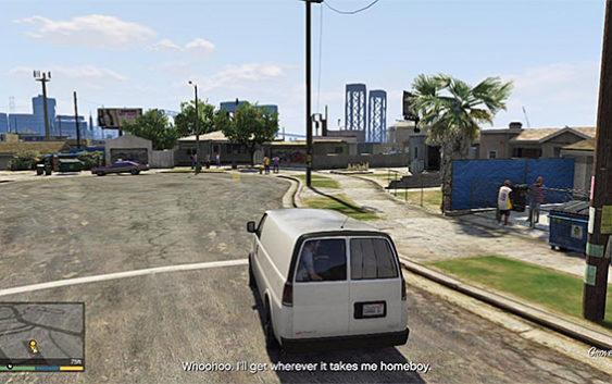บทสรุป GTA V ตอนที่29 : Hood Safari
