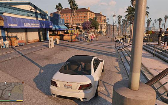 บทสรุป GTA V ตอนที่23 : Hotel Assassination