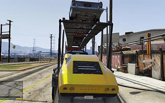 บทสรุป GTA V ตอนที่60 : Pack Man