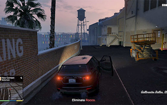 บทสรุป GTA V ตอนที่62 : The Ballad of Rocco