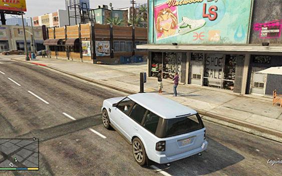 บทสรุป GTA V ตอนที่45 : The Bus Assassination