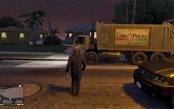 บทสรุป GTA V ตอนที่38 : Trash Truck