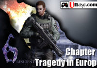 บทสรุป Resident Evil 6 [Chris] – Chapter 2 – Tragedy in Europe