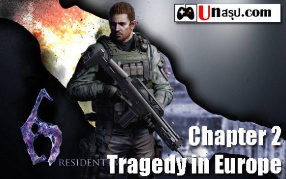บทสรุป Resident Evil 6 [Chris] – Chapter 2 – Tragedy in Europe