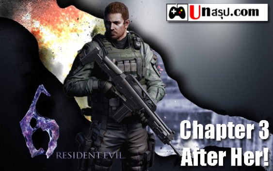 บทสรุป Resident Evil 6 [Chris] – Chapter 3 – After Her!