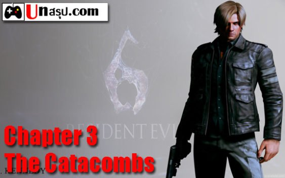 บทสรุป Resident Evil 6 [Leon] – Chapter 3 – The Catacombs
