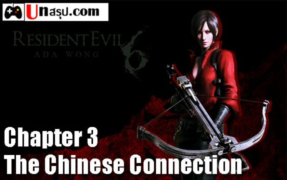 บทสรุป Resident Evil 6 [Ada] – Chapter 3 – The Chinese Connection