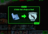 Fallout Shelter : การสร้างอาวุธและชุดขึ้นมาใช้เอง