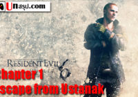 บทสรุป Resident Evil 6 [Jake] – Chapter 1 – Escape from Ustanak