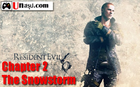 บทสรุป Resident Evil 6 [Jake] – Chapter 2 – The Snowstorm