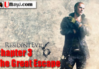บทสรุป Resident Evil 6 [Jake] – Chapter 3 – The Great Escape