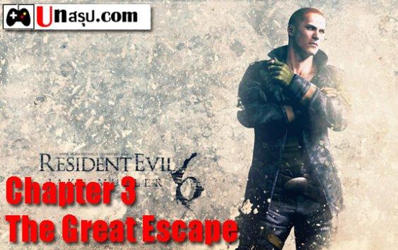 บทสรุป Resident Evil 6 [Jake] – Chapter 3 – The Great Escape